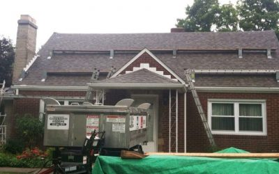 The importance of proper roof installation.